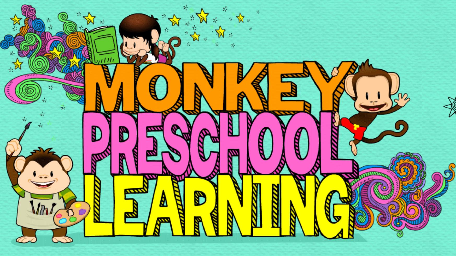 Monkey Preschool Learning